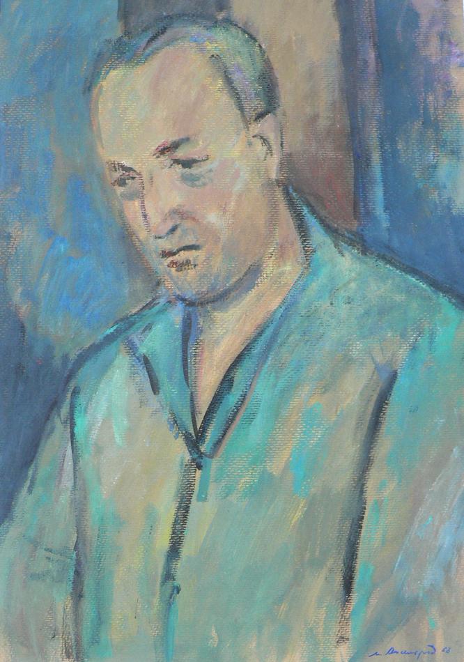 А.Печерский, руководитель восстания в концлагере Собибор