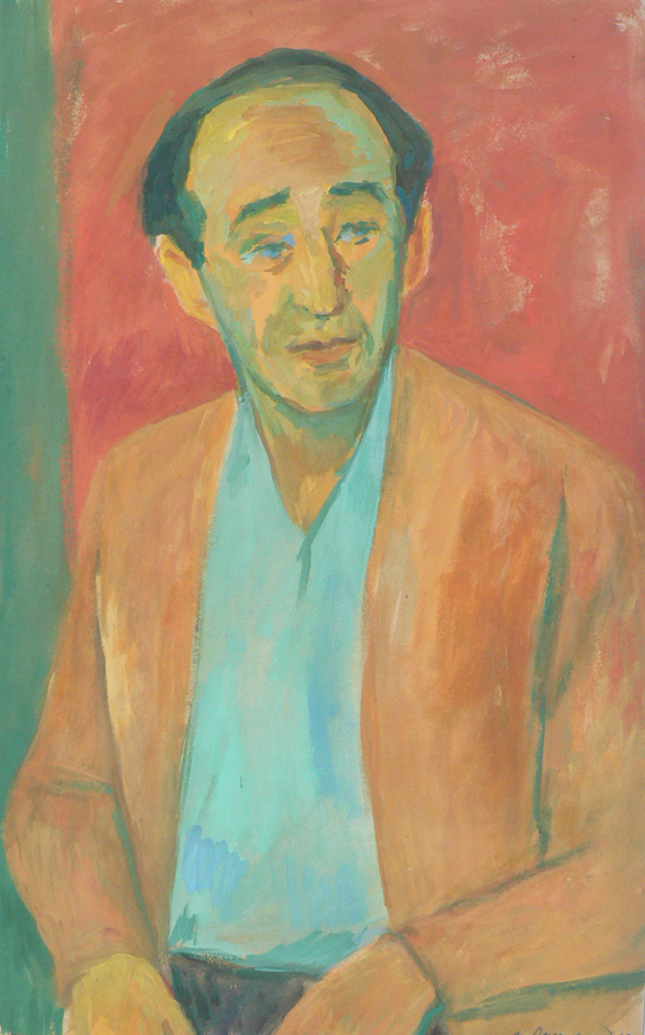 Portrait of Iosad.