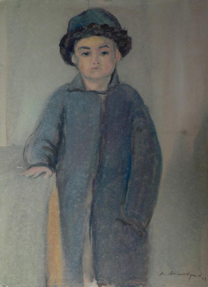 Uyghur boy.